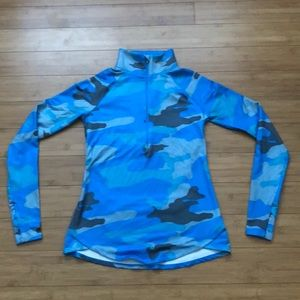 Under Armour Fitted Camo Jacket Size S